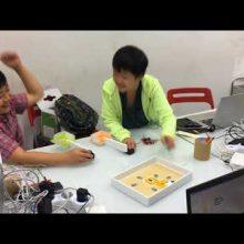 | Coding Story Kit | Scratch | Roduino Board | Catapult Game |