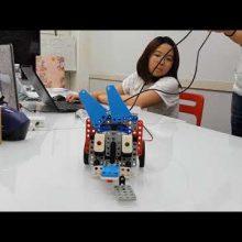 | Robotami Kit | Scratch & Entry | CODEino Board |