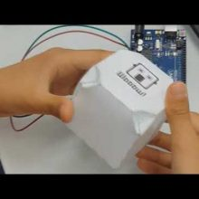 | Design_THINKING | Elementary | S4A | Arduino | Paper Robot |
