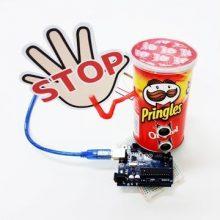 dCO ArduinoProjectUsingWaste KeepAWAY
