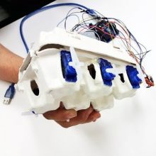 dCO ArduinoProjectUsingWaste InsectMonsterRobot