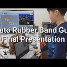 2018 SP Presentation about The Auto Rubber Band Gun